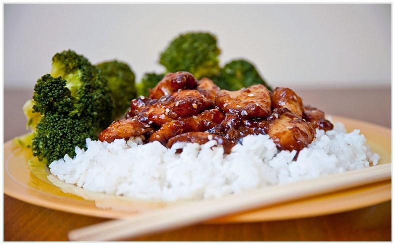 Kurczak Generała Tso